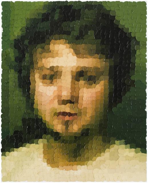 , 'Antti,' 2016, Galerie von Braunbehrens