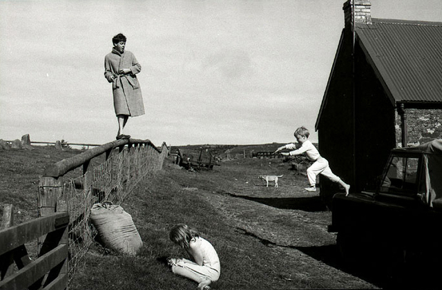 , 'Paul, Stella and James, Scotland,' 1982, James Hyman Gallery