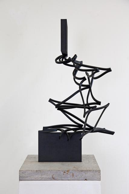 , 'Drehung,' 2017, bromer kunst