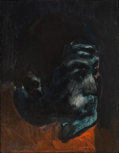 Zhao Zhao, 'Self-Portrait', 2017, Lin & Lin Gallery
