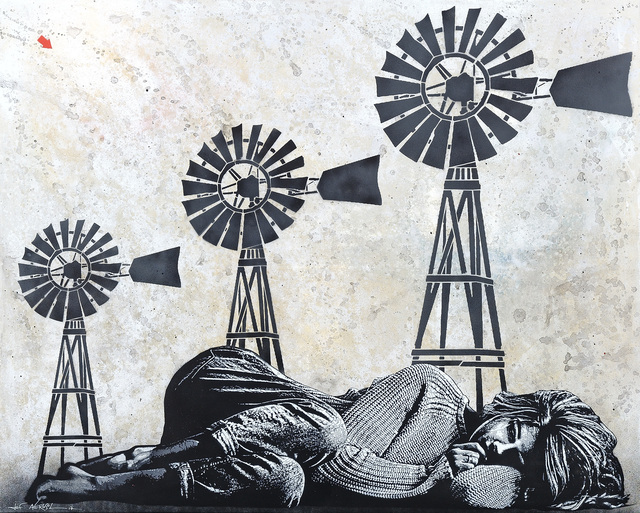 Jef Aérosol, 'EOLIAN DREAM', 2017, David Pluskwa
