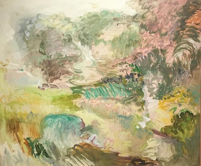 , 'Alice's Garden,' 1961, Lawrence Fine Art