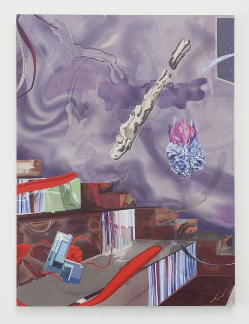 , 'Aspiring a windfall,' 2017, Tatjana Pieters