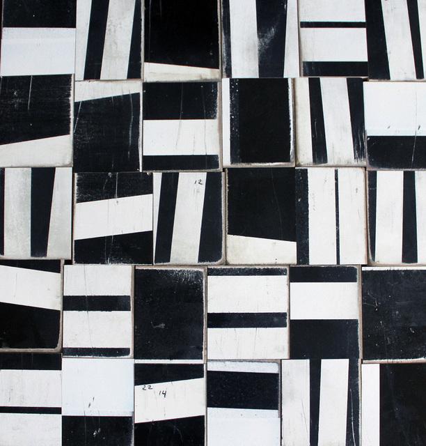 , 'Zipper,' 2014, Herringer Kiss Gallery