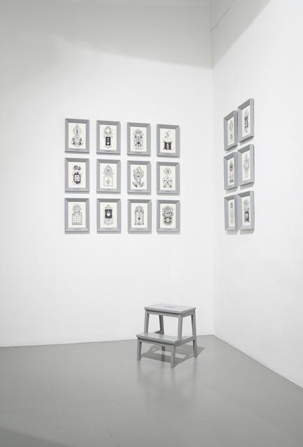 , 'Study of a Toilet,' 2017, Temnikova & Kasela