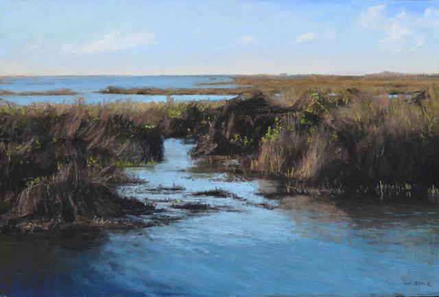 Mary Monk, 'Winter Blue', 2018, LeMieux Galleries