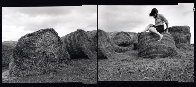 , 'Self Portrait. The Hayride, Hróarstunga, Iceland,' 2012, Panopticon Gallery