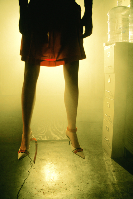 , 'Half Prada (Hanging Series),' 2003, Jenkins Johnson Gallery