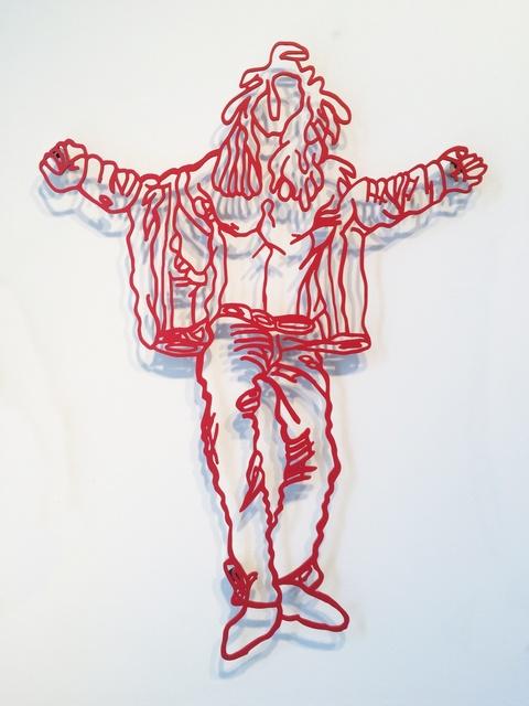 , 'African Jesus,' 2016, Jack Bell Gallery