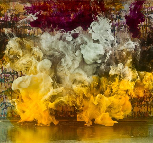 Kim Keever, 'Abstract 20927B', 2016, Bau-Xi Gallery