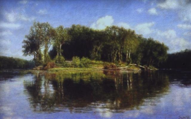 , 'Birdsaw Island,' , Zenith Gallery