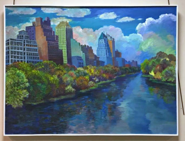 Thelma Appel, 'River Park / Waterway', 2015, Alpha 137 Gallery