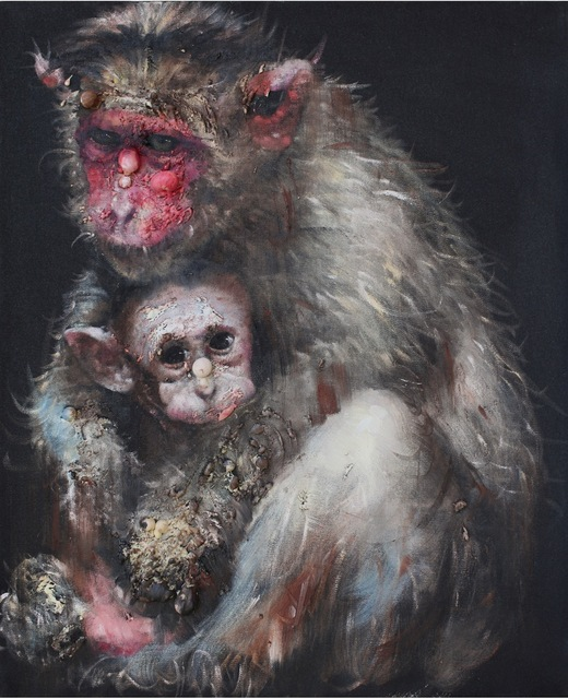 , 'Lonely Monkey #5,' 2014, Pearl Lam Galleries