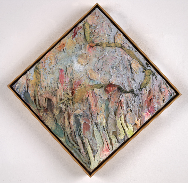 , 'Slipsludtimesfrayed,' 1983, Berry Campbell Gallery