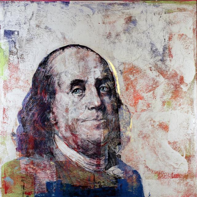 Houben R.T., '$100 Ben Franklin', 2016, New Gallery of Modern Art
