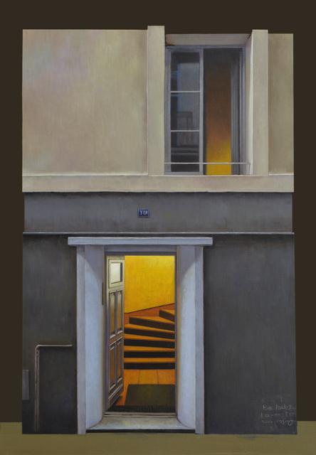, 'Rue Paul Doumer, Aix-en-Provence,' 2014, Leehwaik Gallery