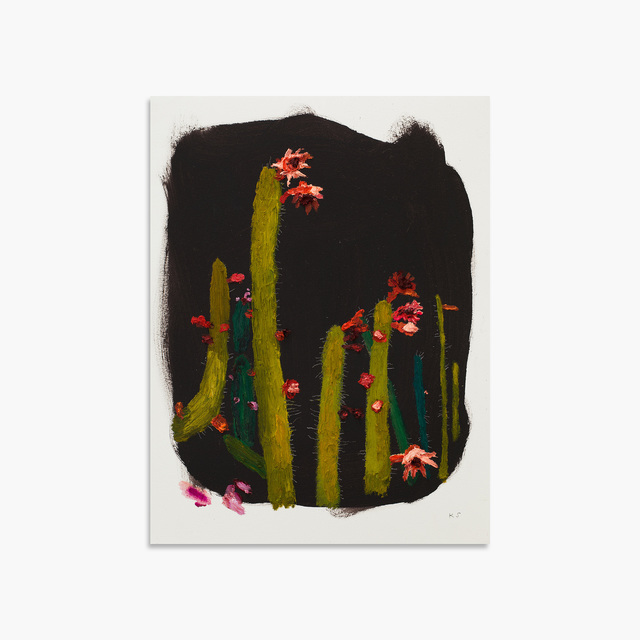 Kelsey Shultis, 'Prickly Mustard ', 2019, Tappan