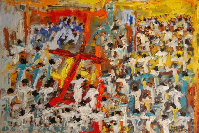 , 'A Fé pela Cruz,' , Inn Gallery