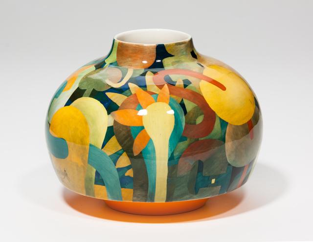 John Newdigate, 'Synapse I ', 2019-2020, Design/Decorative Art, Hand Painted, Glazed Porcelain, EBONY/CURATED