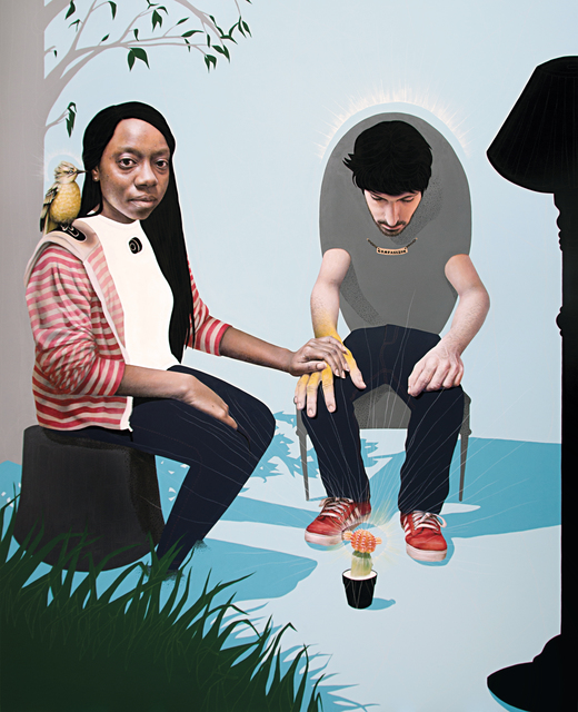 Tanmaya Bingham, 'Compassion', 2016, BBA Gallery