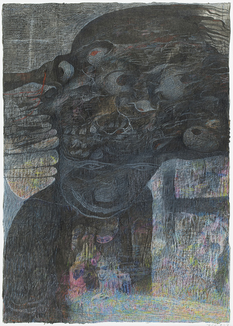 , 'M'onma,' , Cavin-Morris Gallery