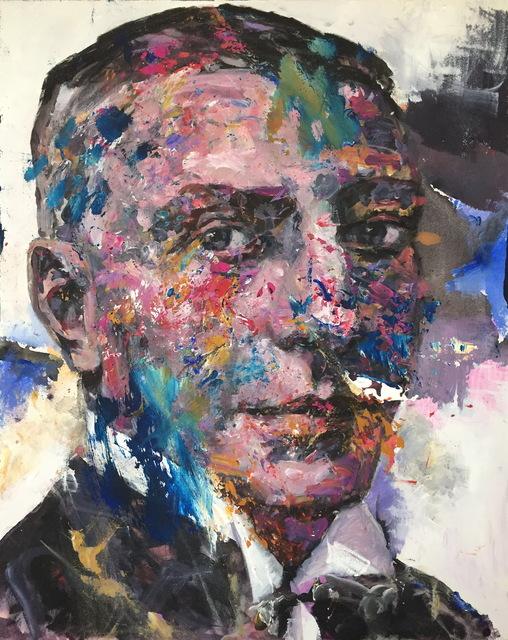 , 'Ivan Bunin,' 2013, Vitavie Gallery