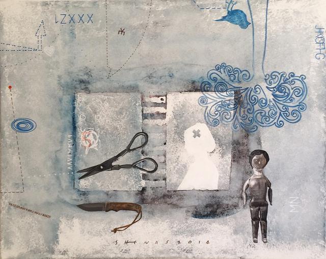 , 'Untitled 1,' 2015, Galerie Huit