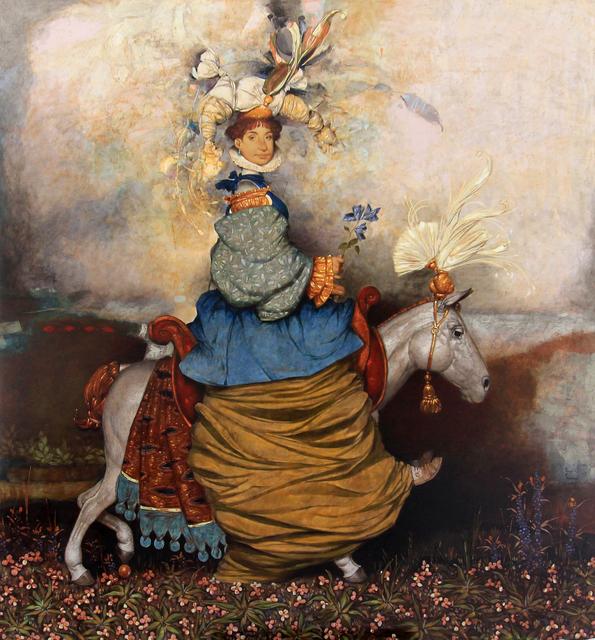 """, '""""Queen № I"""" /""""Kraliçe № I"""",' 2014, Galeri 77"""