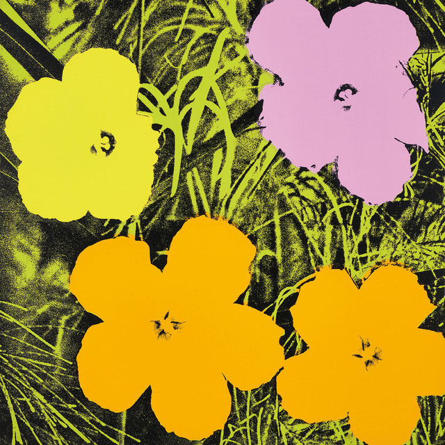 Andy Warhol, 'Flowers', 1970, Phillips