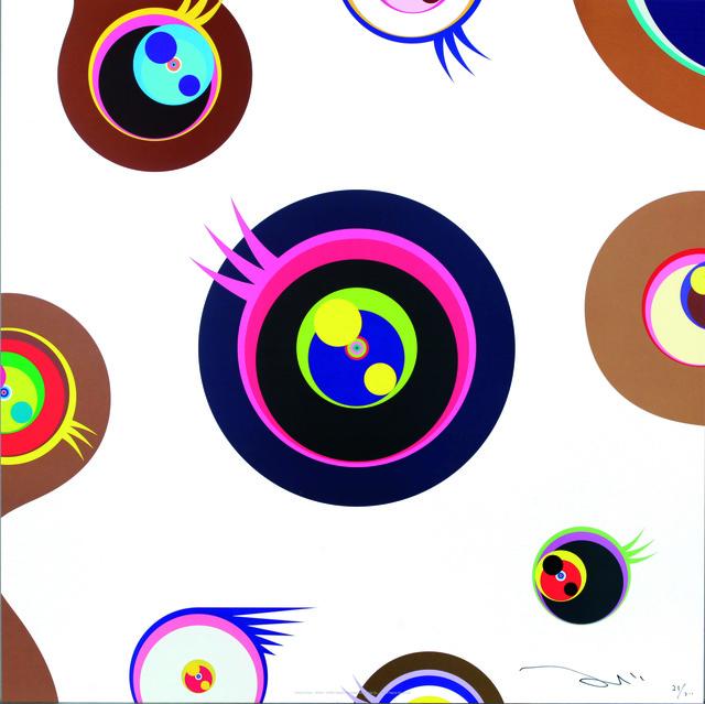 , 'Jellyfish Eyes - White 1,' 2006, Galerie Raphael