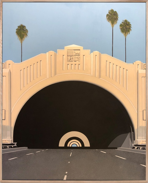 , 'Bridge and Tunnel,' 2019, Timothy Yarger Fine Art