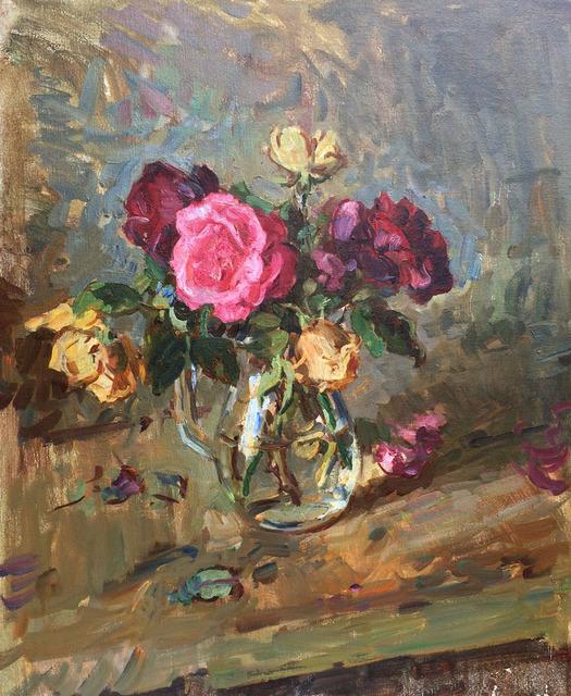 Ben Fenske, 'Roses', 2016, Grenning Gallery