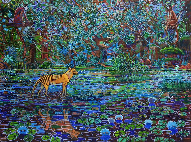 , 'Rio Tasmano,' 2017, Linda Hodges Gallery