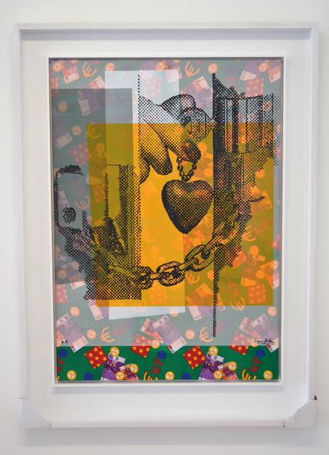 , 'S.H. - oder die Liebe zum Stoff,' 2000, Mike Karstens Galerie