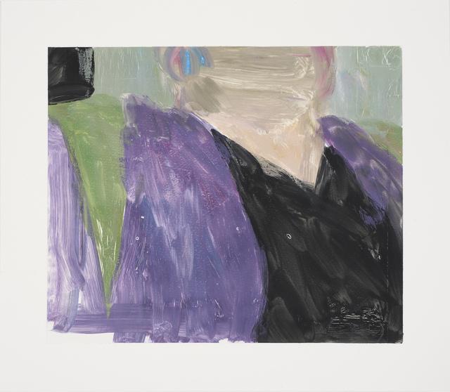 , 'Pat, Spain, 21st February 2016,' 2016, Whitechapel Gallery