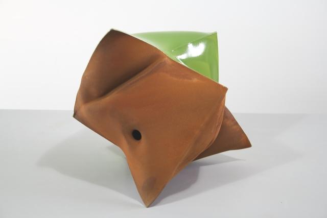 , 'Swamped Green,' 2016, Galerie Richard