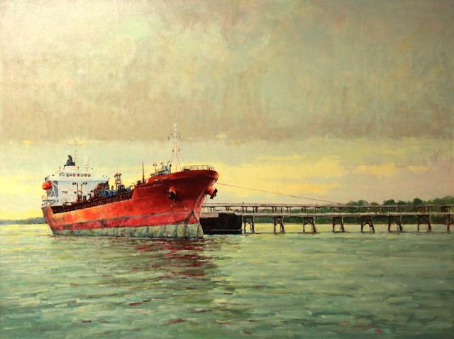 , 'Panama Perla,' , Beverly McNeil Gallery