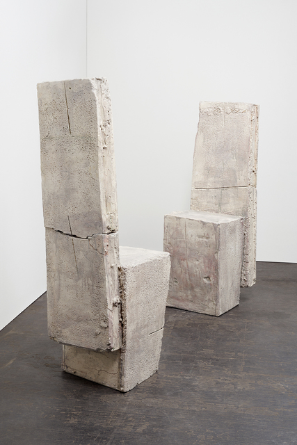 , 'Chairs Facing Each Other,' 2006, Rena Bransten Gallery