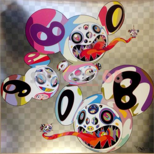 Takashi Murakami, 'This World and the World Beyond', 2013, Dope! Gallery