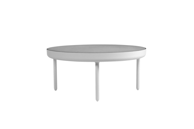 Jonathan Nesci, ' Standard Table', 2010, Design/Decorative Art, Powder Coated Spun Steel, Concrete, Steel, Volume Gallery