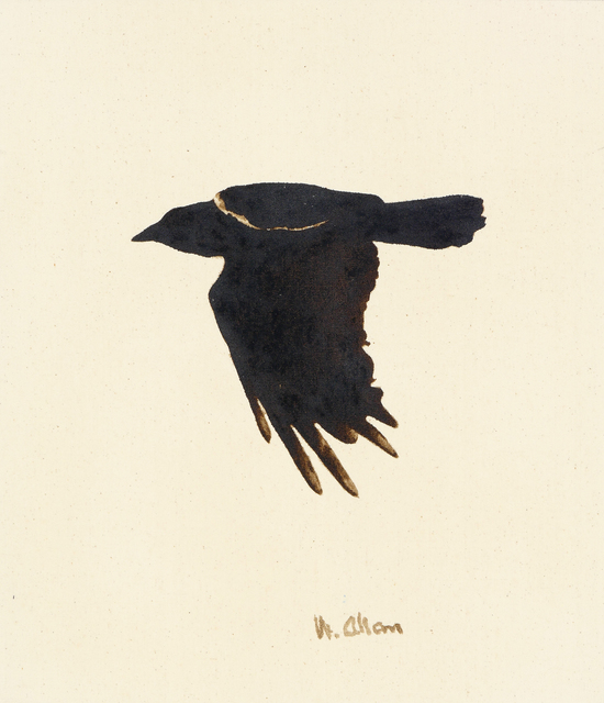 , 'Crow #13,' 2016, Anglim Gilbert Gallery