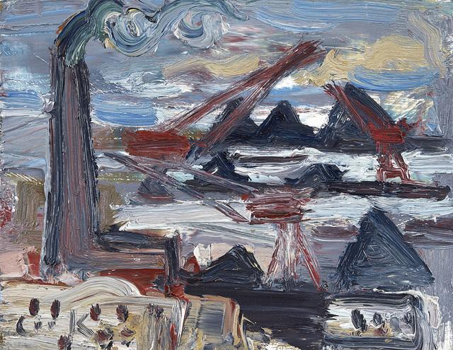 , 'Study 2,' , The Scottish Gallery
