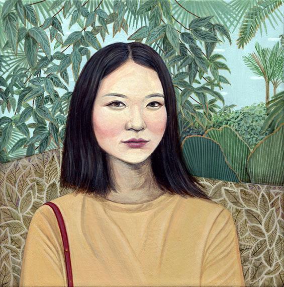, 'Yejin,' 2016, Steve Turner