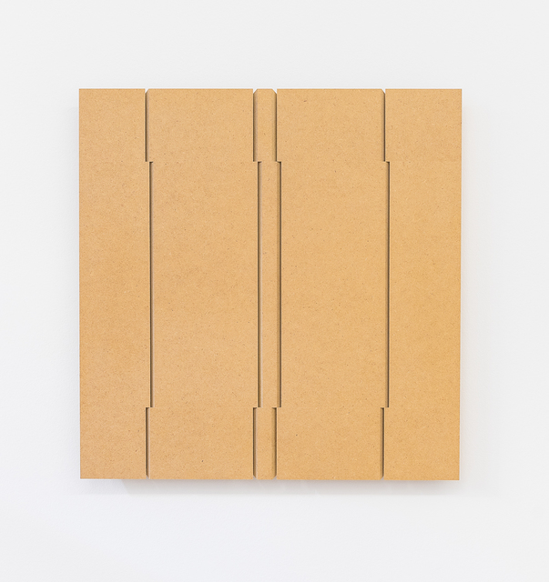 , 'lines shifted,' 2014, Galerie Wenger