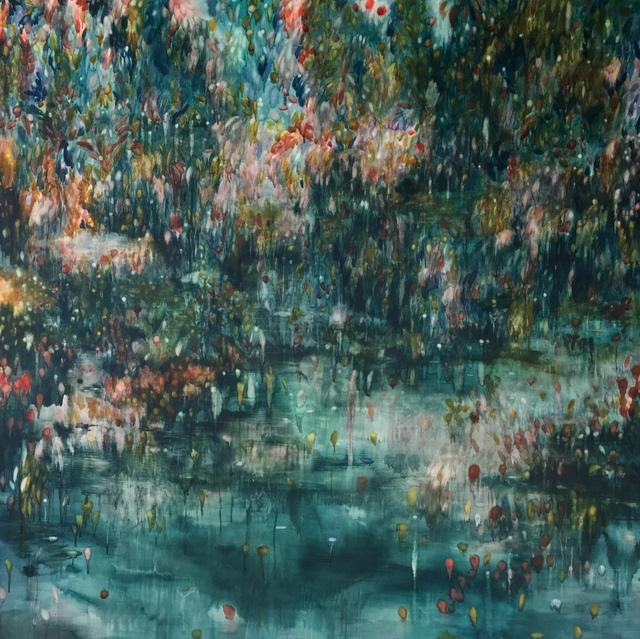 , 'Swamp,' 2018, Barnard