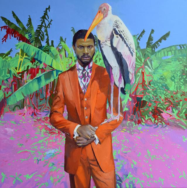 , 'Dandy Ibis,' 2018, Yiri Arts