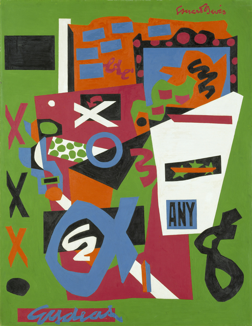 , 'Semé,' 1953, Whitney Museum of American Art