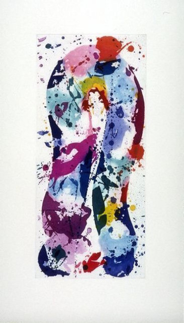 Sam Francis, 'Untitled, SFE-016', 1984, Upsilon Gallery