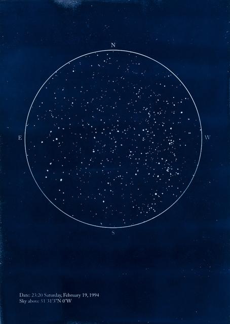 , 'Blue,' 2019, Barnard