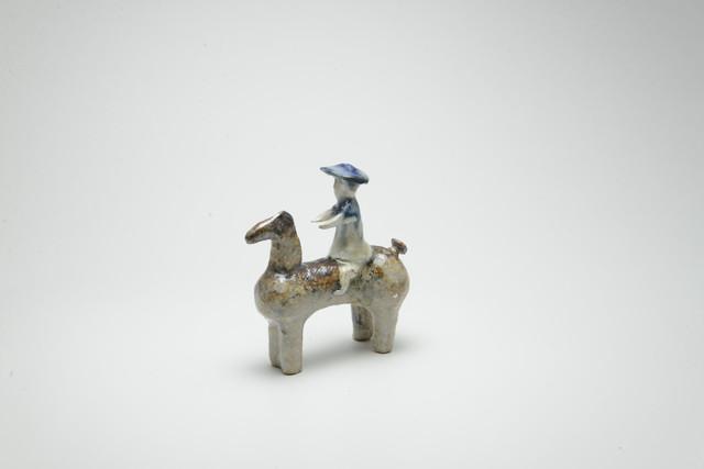 , 'Horse Riding,' 1990, Ippodo Gallery